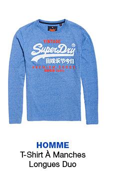 Premium Goods Duo Long Sleeve T-Shirt