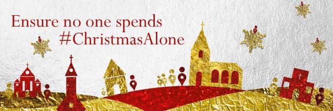 Christmas Alone Header image