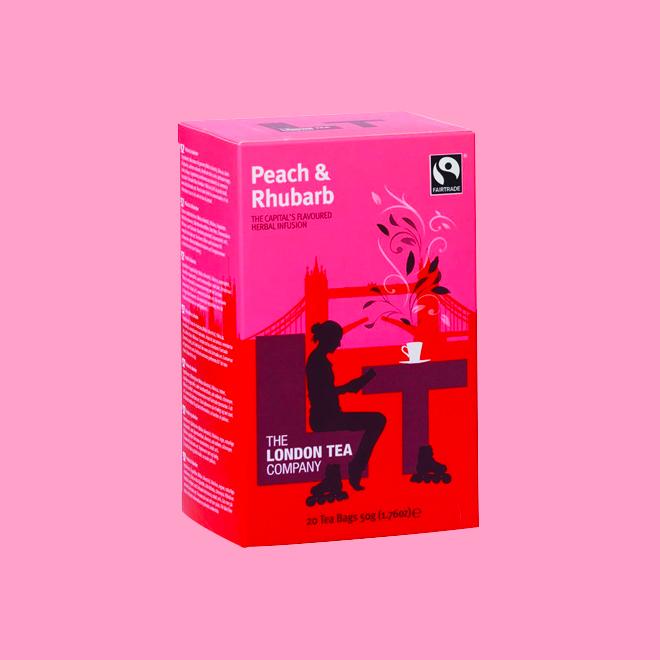 Peach & Rhubarb Image 1