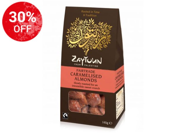 Zaytoun Almonds