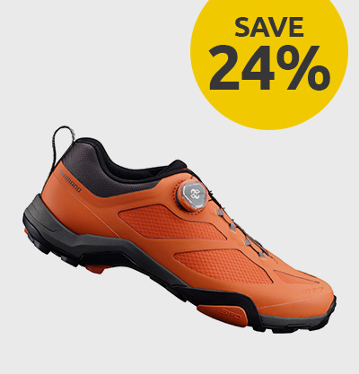 Shop Now - Shimano MT7 MTB Shoes