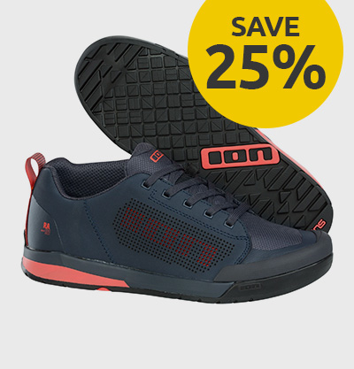 Shop Now - ION Raid AMP MTB Shoes