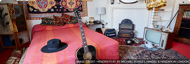 Take a 3D virtual tour of the Handel & Hendrix Museum
