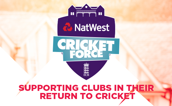 NWCF - Cricket is back