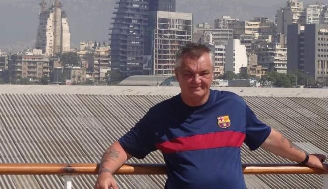 John O Doherty in Beirut