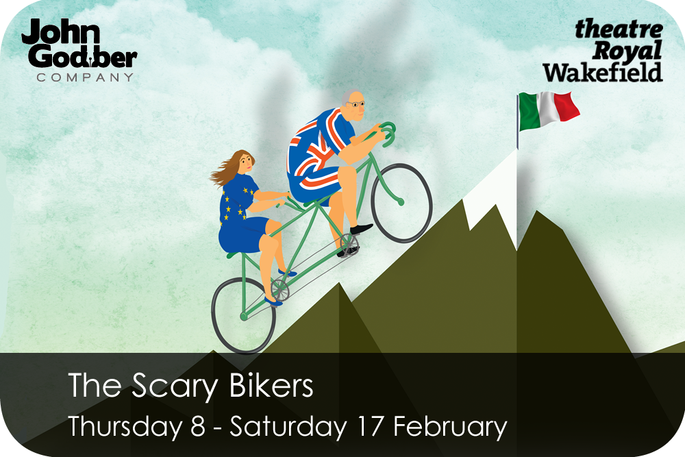 The Scary Bikers 8 - 17 Feb 2018