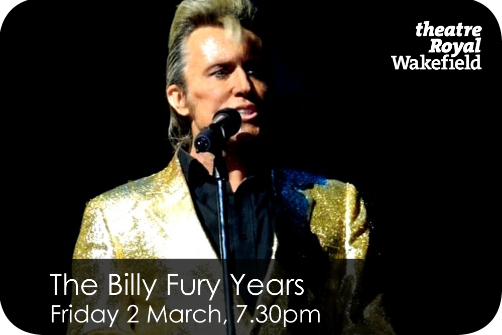 The Billy Fury Years - 2 March