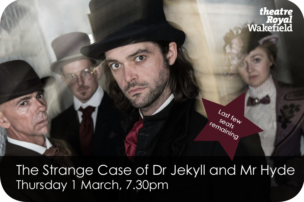Jekyll & Hyde - 1 March