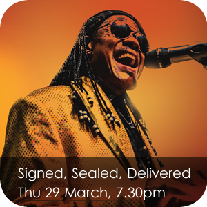 Signed, Sealed, Delivered - 29 March