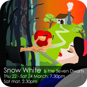 Snow White & the Seven Dwarfs - 22 - 24 March