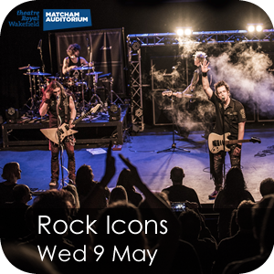 Rock Icons, 9 May
