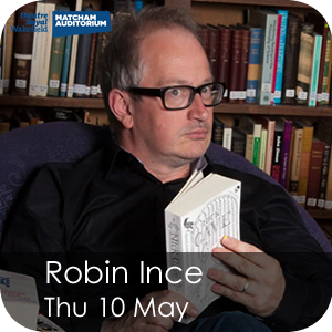 Robin Ince, 10 May