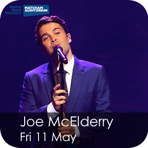 Joe McElderry, 11 May