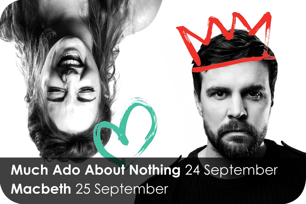 Much Ado About Nothing/Macbeth
