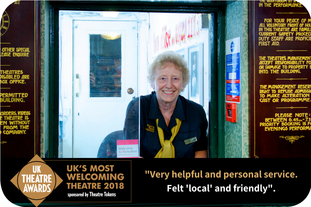 UK's Most Welcoming Theatre