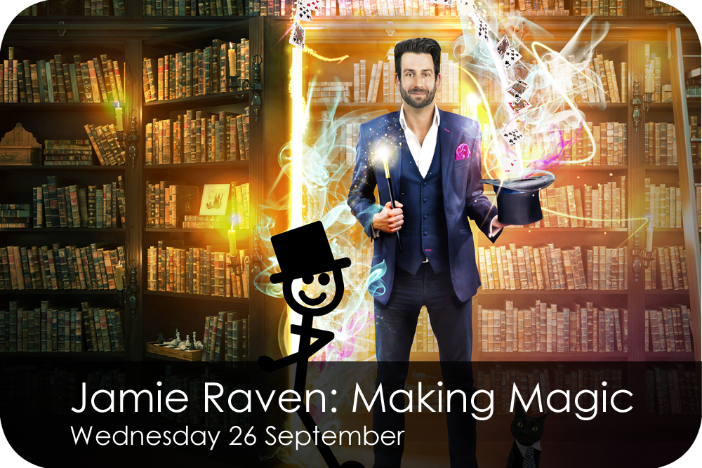 Jamie Raven: Making Magic