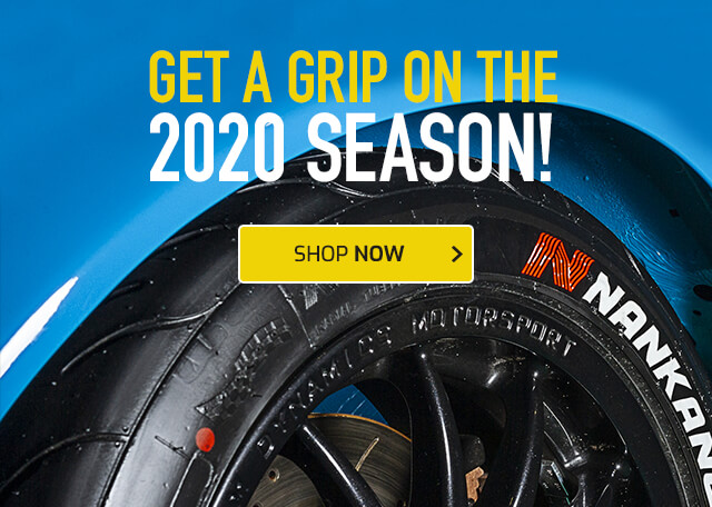 Get a grip on the 2020 season with new season tyres!