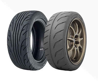 Circuit & track day tyres