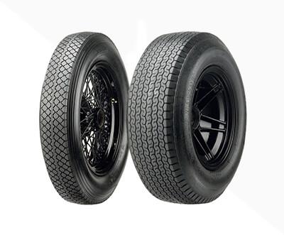 Classic & historic tyres