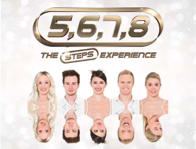 5,6,7,8, The Steps Experience