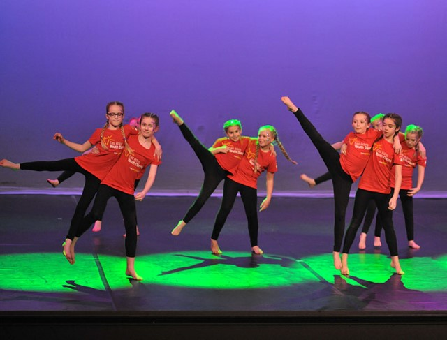 East Riding Youth Dance Platform