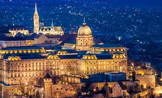 Cities of the Upper Danube
