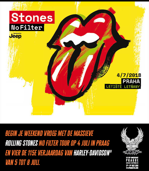 The Rolling Stones No Filter Tour – Prague