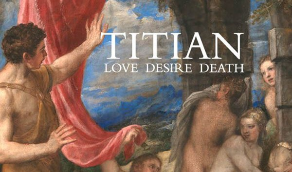 Detail from Titian, 'Diana and Actaeon', 1556-9 © The National Gallery, London