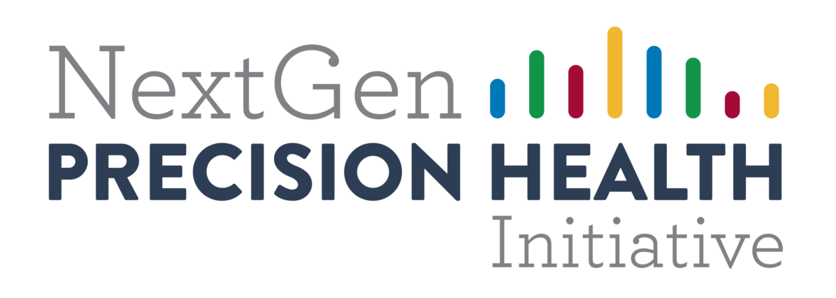 NextGen Precision Health Initiative update