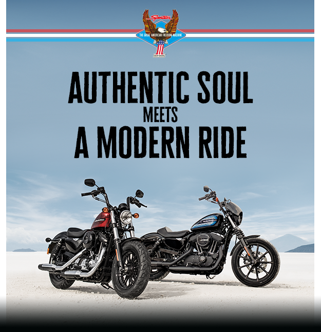 authentic soul meets a modern ride