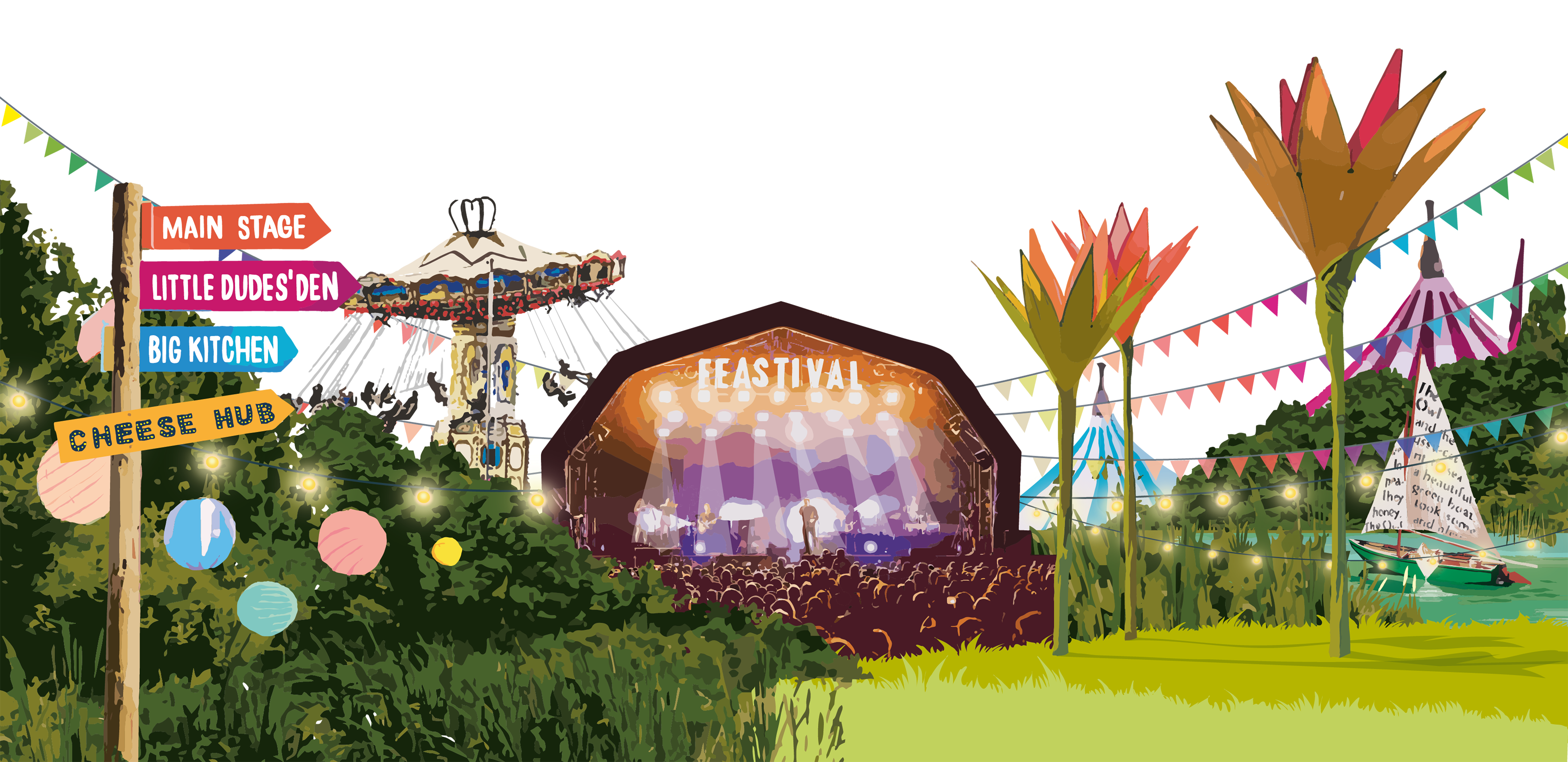The Big Feastival: FINAL Release Tickets now on sale! 23