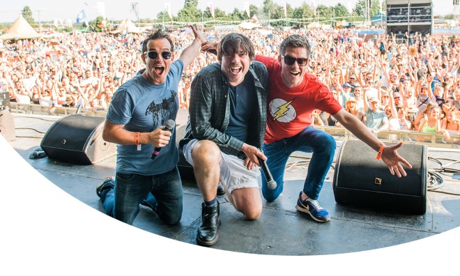 Big Feastival: NEW names added to our Friday full of festival fun! 3